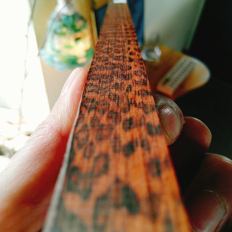 最後の woodシリーズは、スネイクウッド